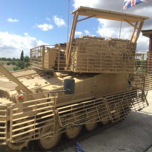 CVRT Bar Armour Kit for sale | Scimitar, Scorpion, Scorpion 90 Tanks