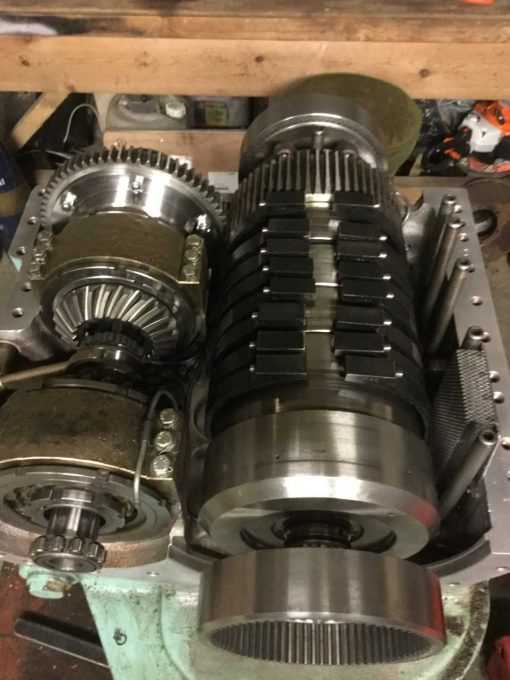 CVRT Gearbox Component Parts For Sale
