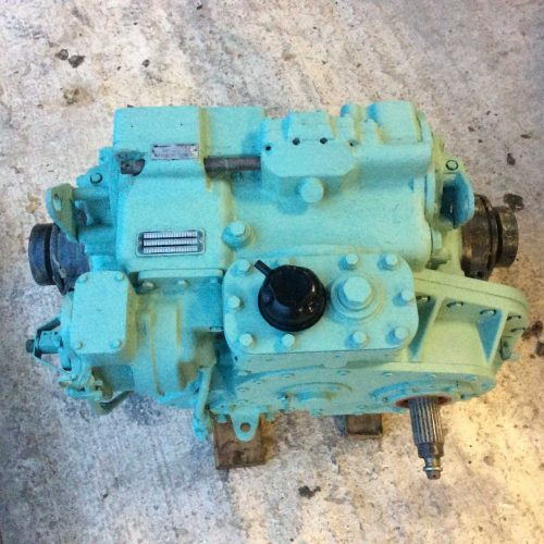CVRT TN15D Gearbox (transmission) for sale - diesel engine only