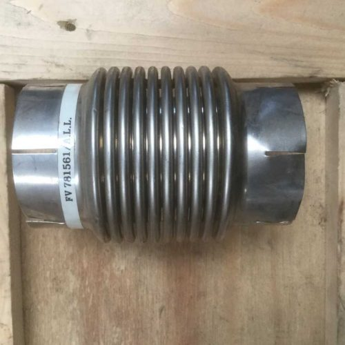 CVRT Pipe Exhaust Steel Bellows for sale FV781561