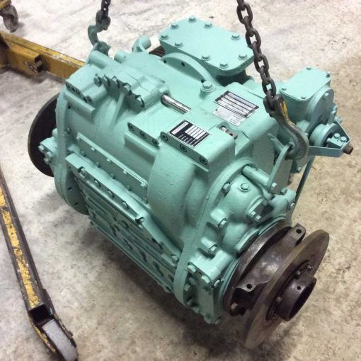 CVRT TN15 Gearbox (transmission) for sale - petrol engine only FV717054