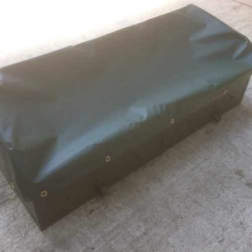 CVRT Bin Cover Assembly for sale (Rear bin stowage hull cover) For Sale