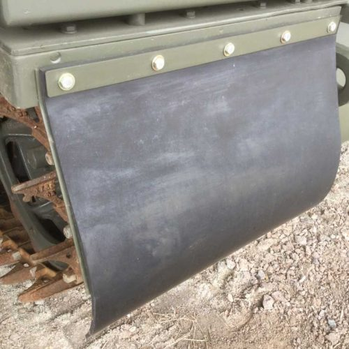 CVRT Front Rubber Mudflap for sale FV756754 used on all CVRT models