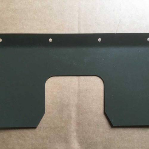 CVRT Mudflap Deflector Rear Only for sale - FV701657
