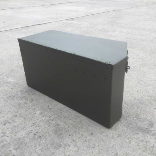 Turret Stowage Box Right Hand Side